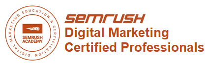 Things about Semrush Academy